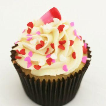 6 Standart Cupcakes