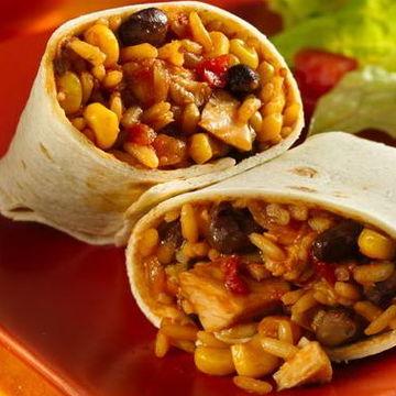El Paso Border Burrito
