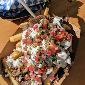 Gyro Fries