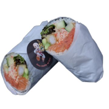 Loco Sushi Burrito