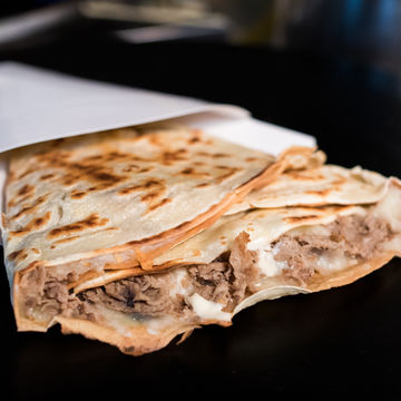 Steak & Cheese Crepe