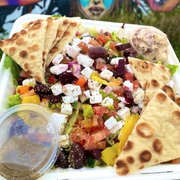 My Big Fat Greek Salad