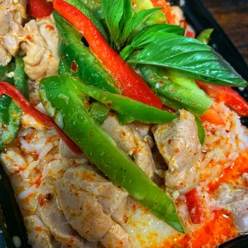 Red Hot Chicken Curry