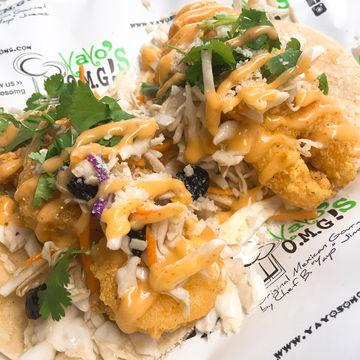 2 Famous Shrimp Tacos