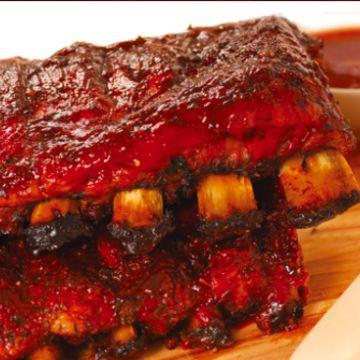 Half Rack (Pork Spare Ribs)