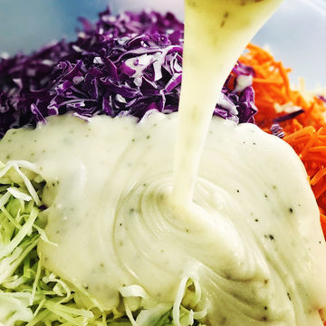 Small Side of Coleslaw