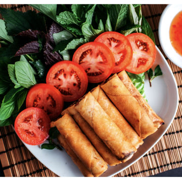 Chicken Egg Rolls -3pcs