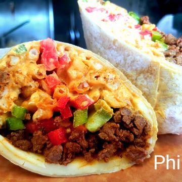 Philly Burrito